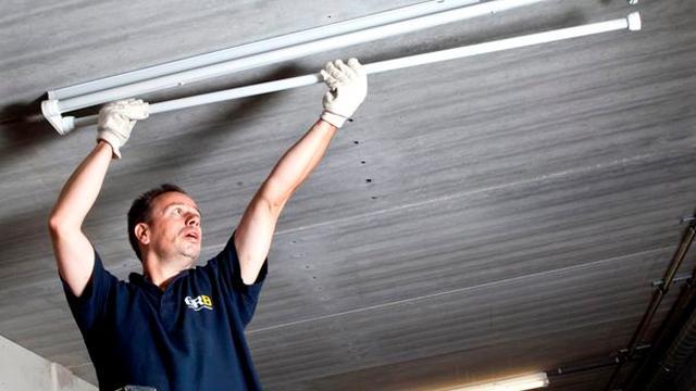 Meer bedrijven doen aan recycling lampen