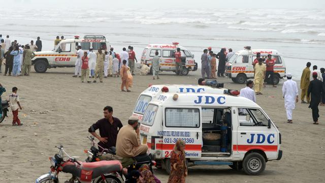 Twintig zwemmers dood bij viering Suikerfeest Pakistan