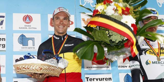Gilbert uitgeroepen tot beste wielrenner van 2011