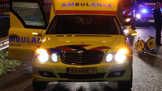 Twee doden bij ernstig ongeval op A18 bij Doetinchem