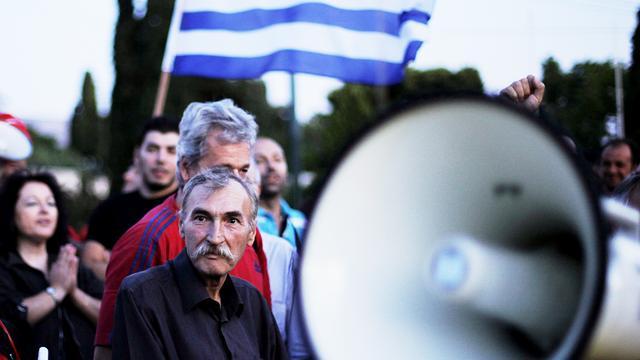 'Herstel Griekenland pas vanaf 2013'
