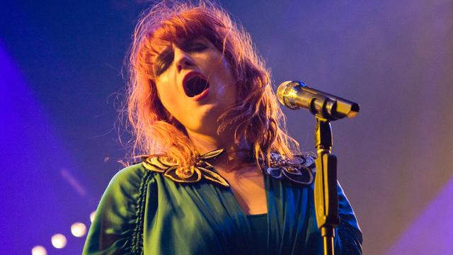 Concert Florence + The Machine online te volgen