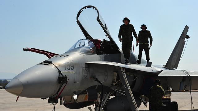 NAVO ziet geen verzetshaarden in Libië