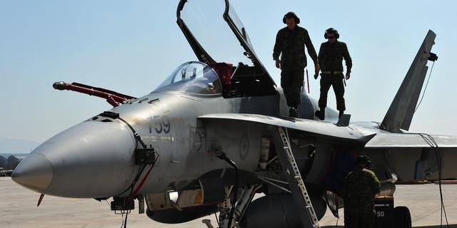 NAVO verbaasd over verzet Kaddafi-aanhang