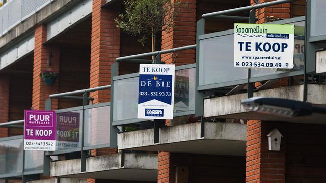 ABN Amro veel positiever over woningmarkt