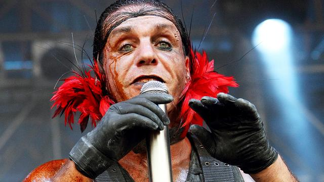 Rammstein bevestigd voor Pinkpop 2016