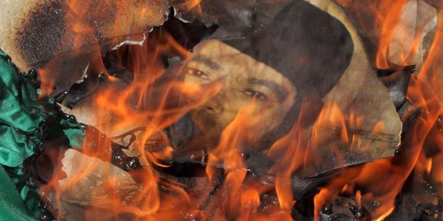 'Oorlog Libië nog niet voorbij'