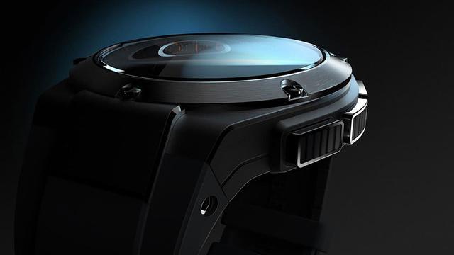 'Smartwatch van HP krijgt geen touchscreen'