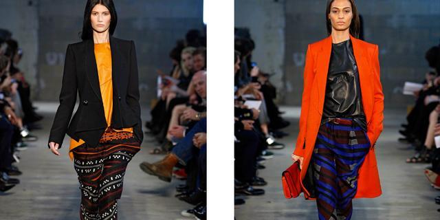 Trend Report: Oranjekoorts