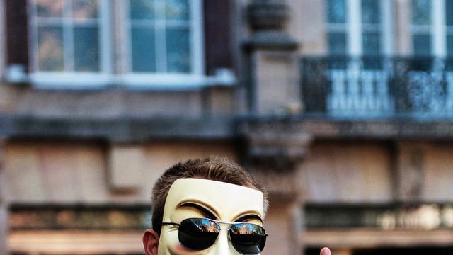 Beslag op generatoren Occupy Wall Street