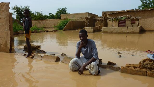 Droogte bedreigt miljoen mensen in Niger