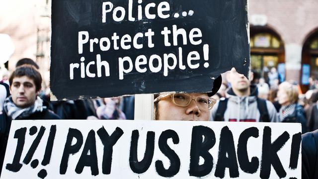 Tientallen opgepakt bij Occupy San Diego