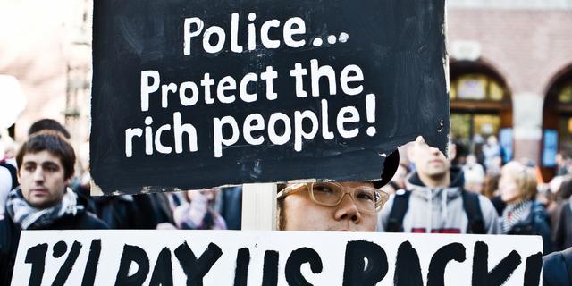 Vijf vragen over Occupy