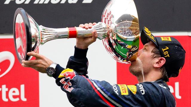 Vettel blijft Formule 1 domineren
