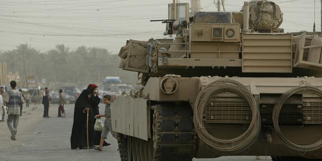 'VS verlaten Irak dit jaar nog'