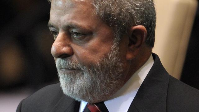 Oud-president Lula doet niet langer mee aan presidentsrace in Brazilië