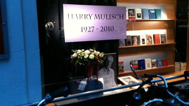 Harry Mulisch herdacht in Amsterdam