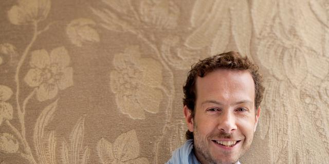 Jan Taminiau werkt intensief samen met Floriade