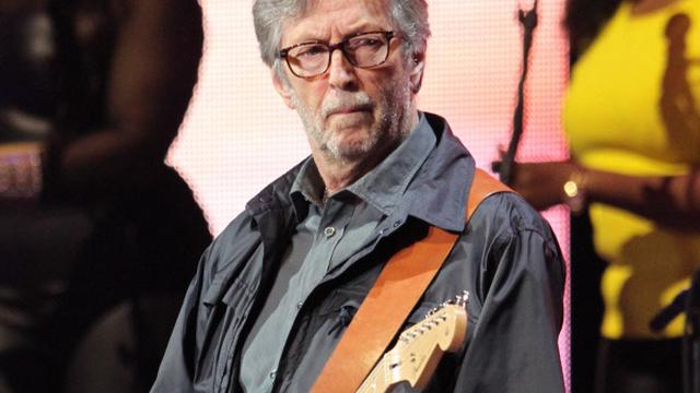 Eric Clapton na 21 jaar terug op 1 in albumlijst