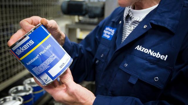 AkzoNobel levert autolak aan Daimler