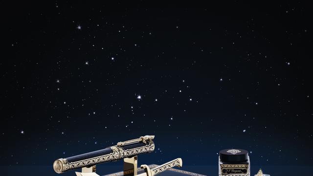 ST Dupont presenteert '1001 nacht' collectie