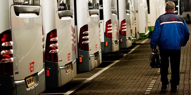 Busvervoer blijft ook na 2019 bij RET en HTM