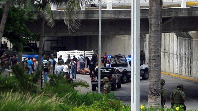 Mexicanen opgepakt wegens massamoorden