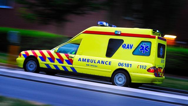 Ernstig ongeluk bij hindernisbaan Venlo.