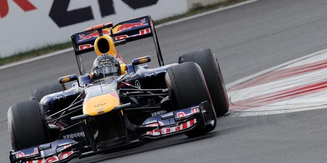 Vettel pakt tiende seizoenszege in Korea