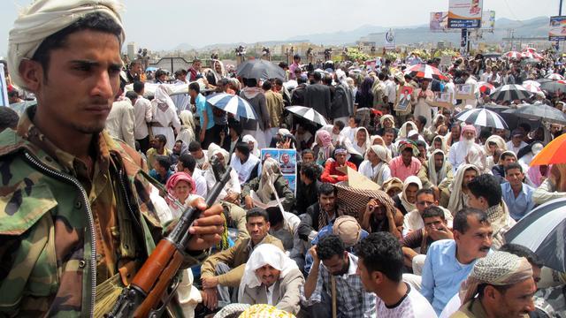 Leger Jemen doodt aanhangers oppositie