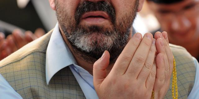 Taliban doodden halfbroer Karzai niet