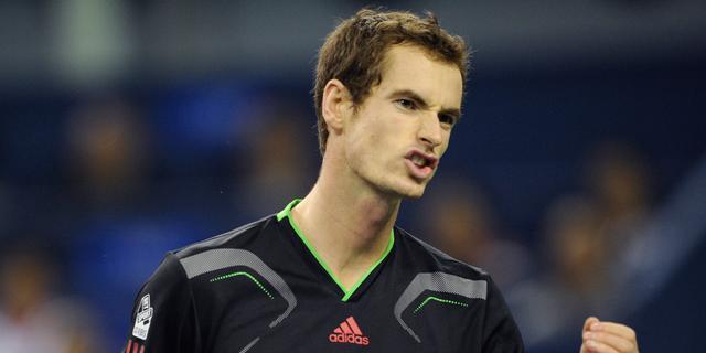 Murray naar finale van Masters-toernooi in Sjanghai