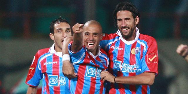 Inter verliest ook bij Catania, Real Madrid en Barcelona winnen
