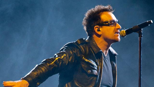 'Tourmanager Dennis Sheehan van U2 overleden'