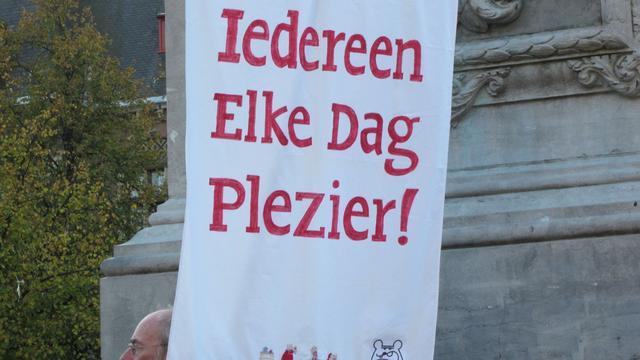 Occupy Den Haag mag nog even doorgaan