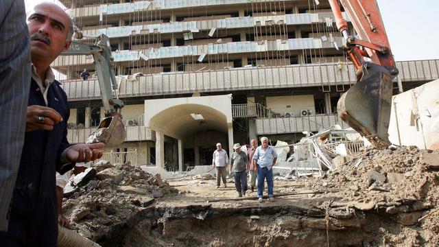 Doden en gewonden bij aanslag Bagdad