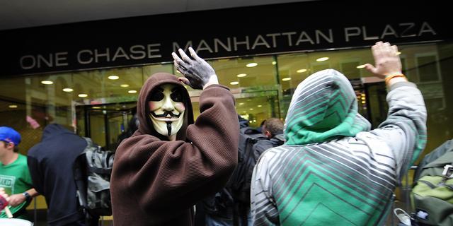 Bloomberg wil kamp Wall Street-protest schoonmaken
