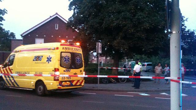 Dode door motorongeluk Enschede
