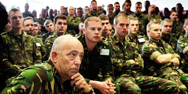 Kabinet akkoord met cao-afspraken Defensie