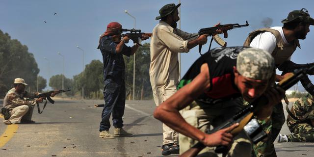 VN vrezen mensenrechtenschendingen Libië