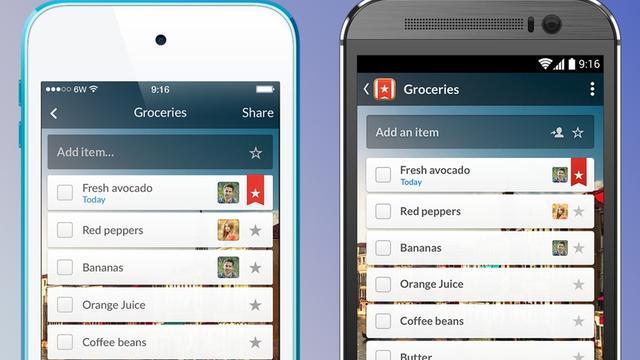Todo-app Wunderlist integreert Dropbox