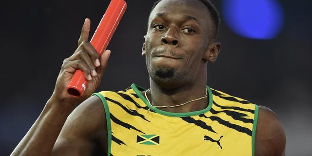 Bolt kijkt uit naar strijd tegen 'praatjesmaker' Gatlin