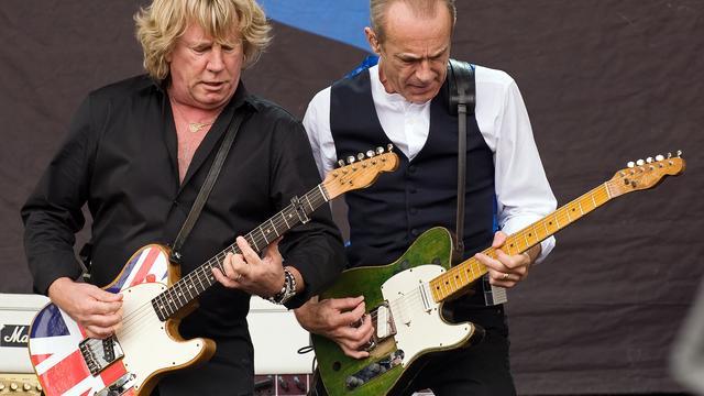 Status Quo moet zes Europese concerten afgelasten
