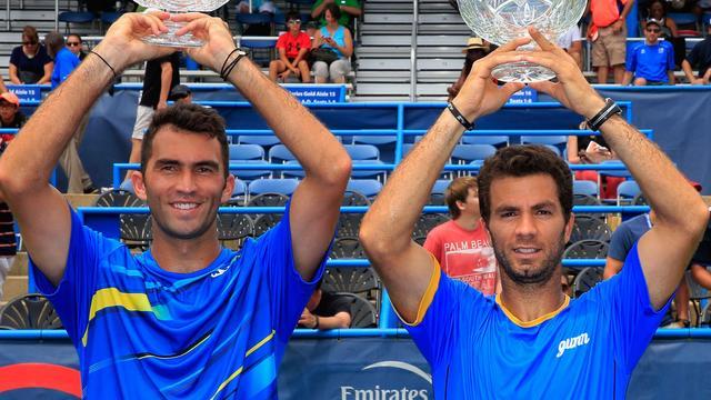 Rojer verovert titel in dubbelspel ATP-toernooi Washington