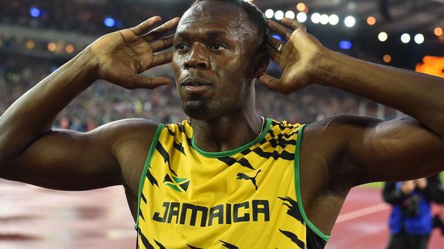 Bolt richt zich komende jaren vooral op 200 meter