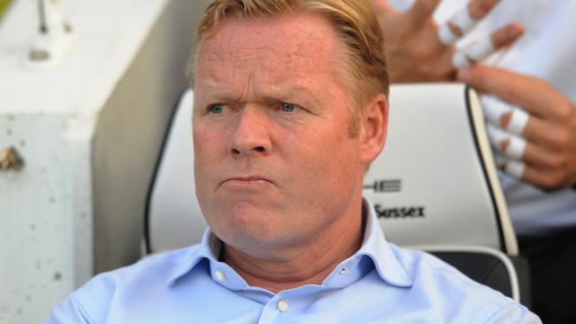 Koeman blikt vooruit: 'We zullen het Liverpool lastig maken'
