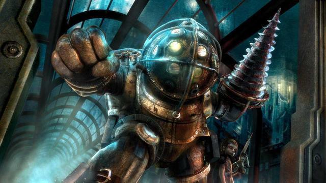 'Nieuwe BioShock-game in de maak'