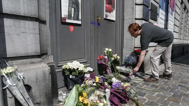 Voorwaardelijke celstraf blunderende agent na aanslag Joods museum