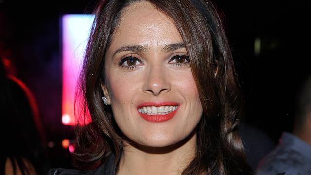 Salma Hayek wilde regisseur Ivan Reitman aanklagen