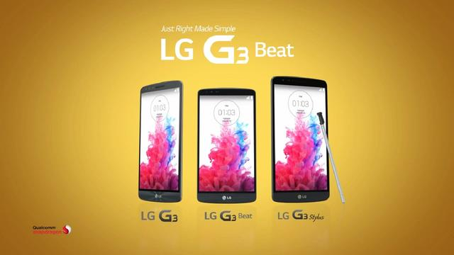 LG komt met Galaxy Note 4-concurrent G3 Stylus
